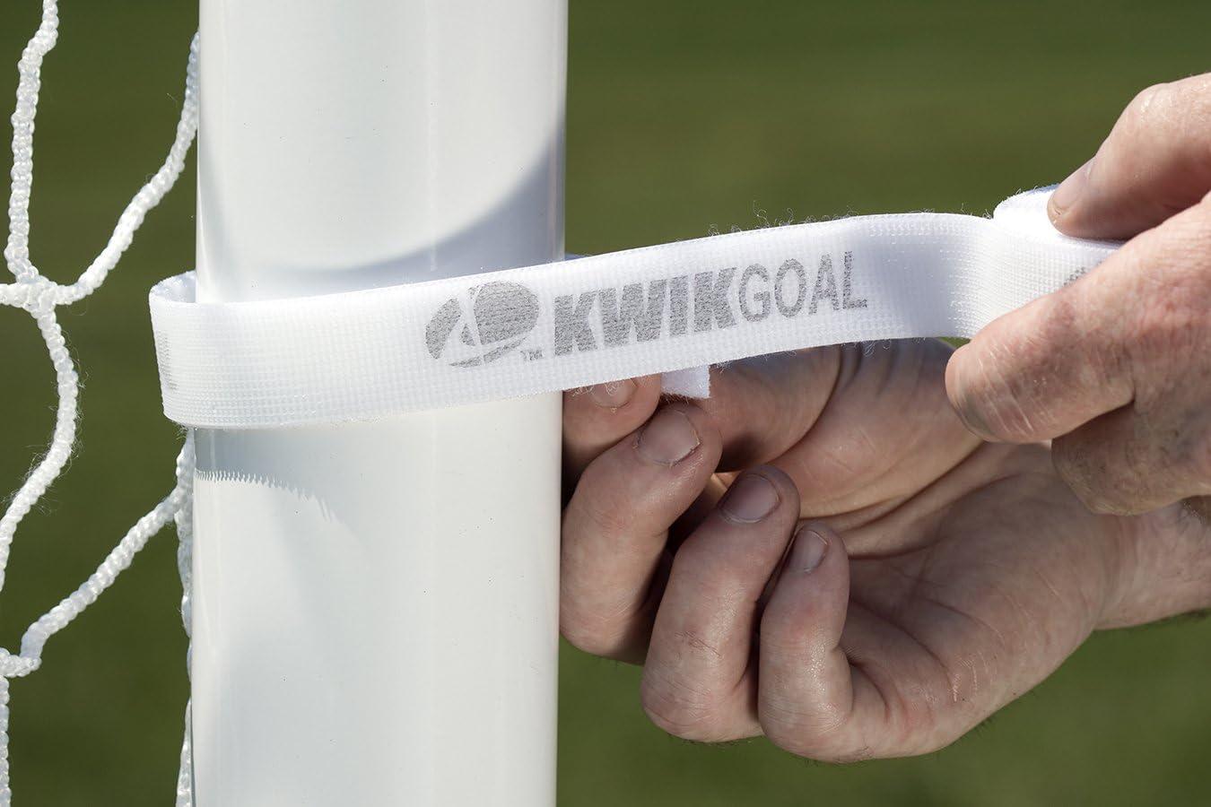 Precision Velcro Football Goal Net Attaches Taille Unique Default