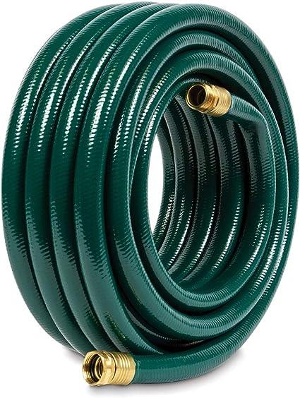 """Gilmour Flexogen Heavy Duty Watering Garden Hose 1//2/"""" x 100 Ft 500PSI Water Hose"""