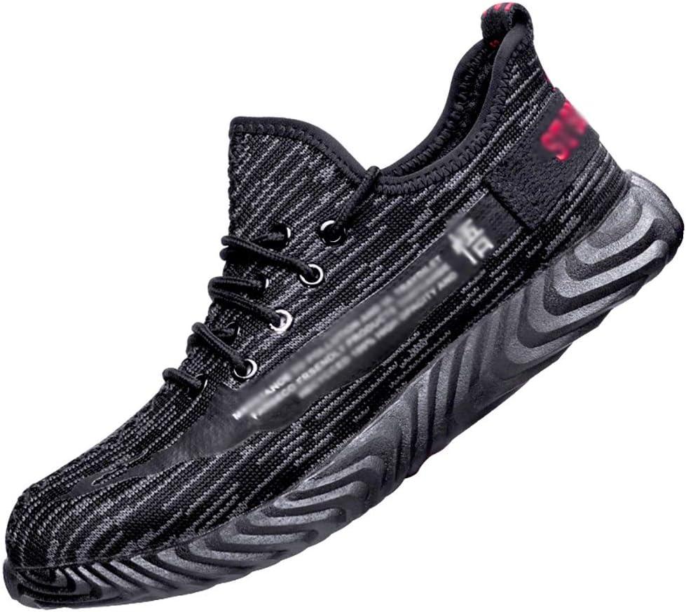 Zapatos de seguridad Zapatos de trabajo, ligeros y cómodos ...