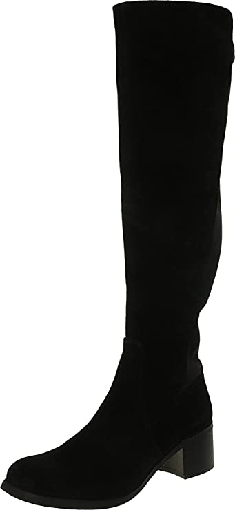 Vince Camuto Women's Francel Verona/Neoprene Knee High Suede Boot by Vince+Camuto