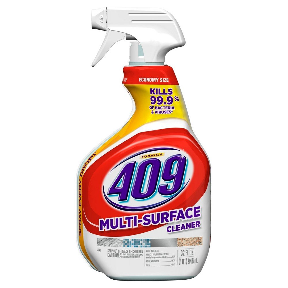 Amazon.com: Formula 409 multi surface Cleaner Spray Bottle, 32 Fluid ...