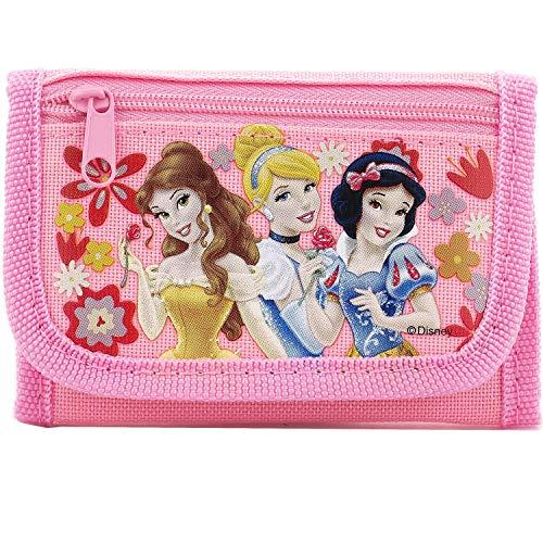 entic Licensed Trifold Wallet (Pink) ()