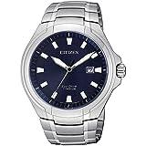 Citizen Reloj Super Titanium bm7430–Blanco