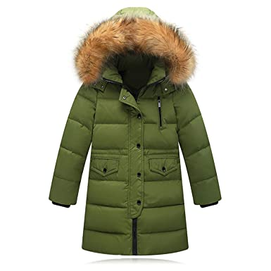 318629d6e Functionaryb Children Winter Duck Down Jackets Girls Clothing ...
