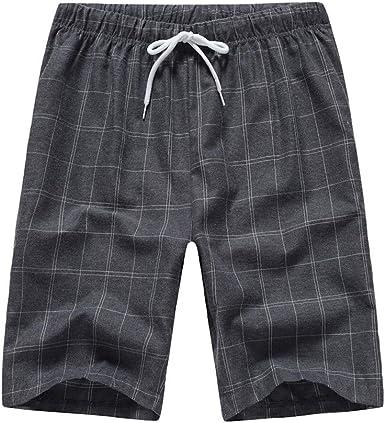 Pantalones Cortos Hombre, Verano Moda Casual Deporte Running ...