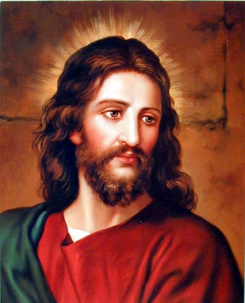 amazon com face of jesus christ religious christian spiritual