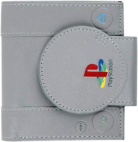 Portefeuille Poignée De Jeu Playstation Wallet Ps1 Porte Monnaie Avec Porte Cartes Pour Homme Bi Fold Psone Amazon Fr Bagages