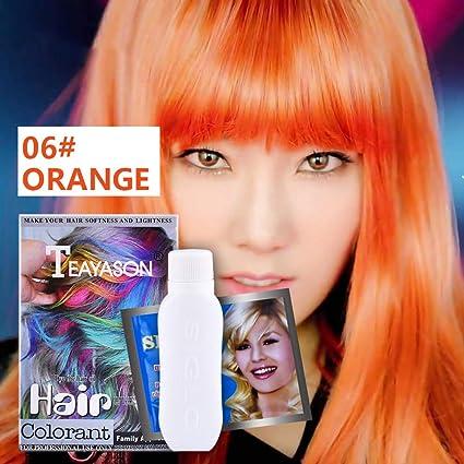 BeonJFx tinte de pelo en polvo de peróxido leche no tóxico ...