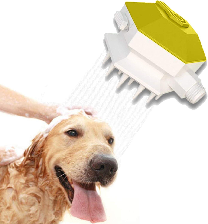 NMGGGU pet Shower Nozzle Free Shipping Cheap Bargain Gift Bathing Too Max 80% OFF 3 in Shampoo 1 Sprayer