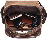 Mygreen Canvas Vintage Messenger Bag Small Travel