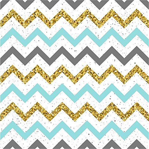 AOFOTO 6x6ft Abstract Chevron Backdrop Birthday Party Decor Photography Background Baby Shower Kid Newborn Adult Girl Boy Portrait Photo Shoot Studio Props Wavy Line Pattern Bunting Banner Wallpaper (Of Getting Wood White Out Stains)