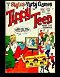 img - for Tippy Teen #3: Golden Age Teen Comic by Kari A Therrian (2015-08-27) book / textbook / text book