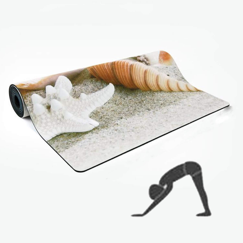 Robuste, Rutschfeste Yogamatte Für Anfänger, Schweiß-Absorbierende Fitnessmatte Für Anfänger, Geeignet Für Indoor-Sport In Pramie