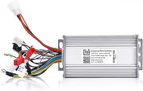 For Ebike Brushless Controller 36V//48V 500W Control Sine wave Practical