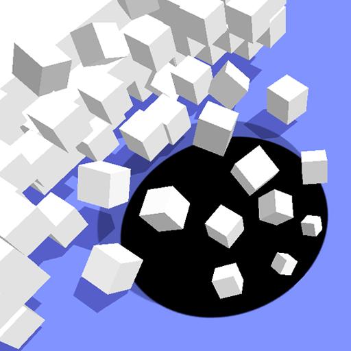 - BlocksBuster : Color  Hole EatCubes For Amazon Kindle