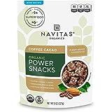 Navitas Naturals Organic Power Snacks, Coffee Cacao, 8 Ounces
