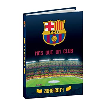 Quo Vadis: FCB - Agenda 2016 - 2017 - 17 x 12 cm) - FC ...