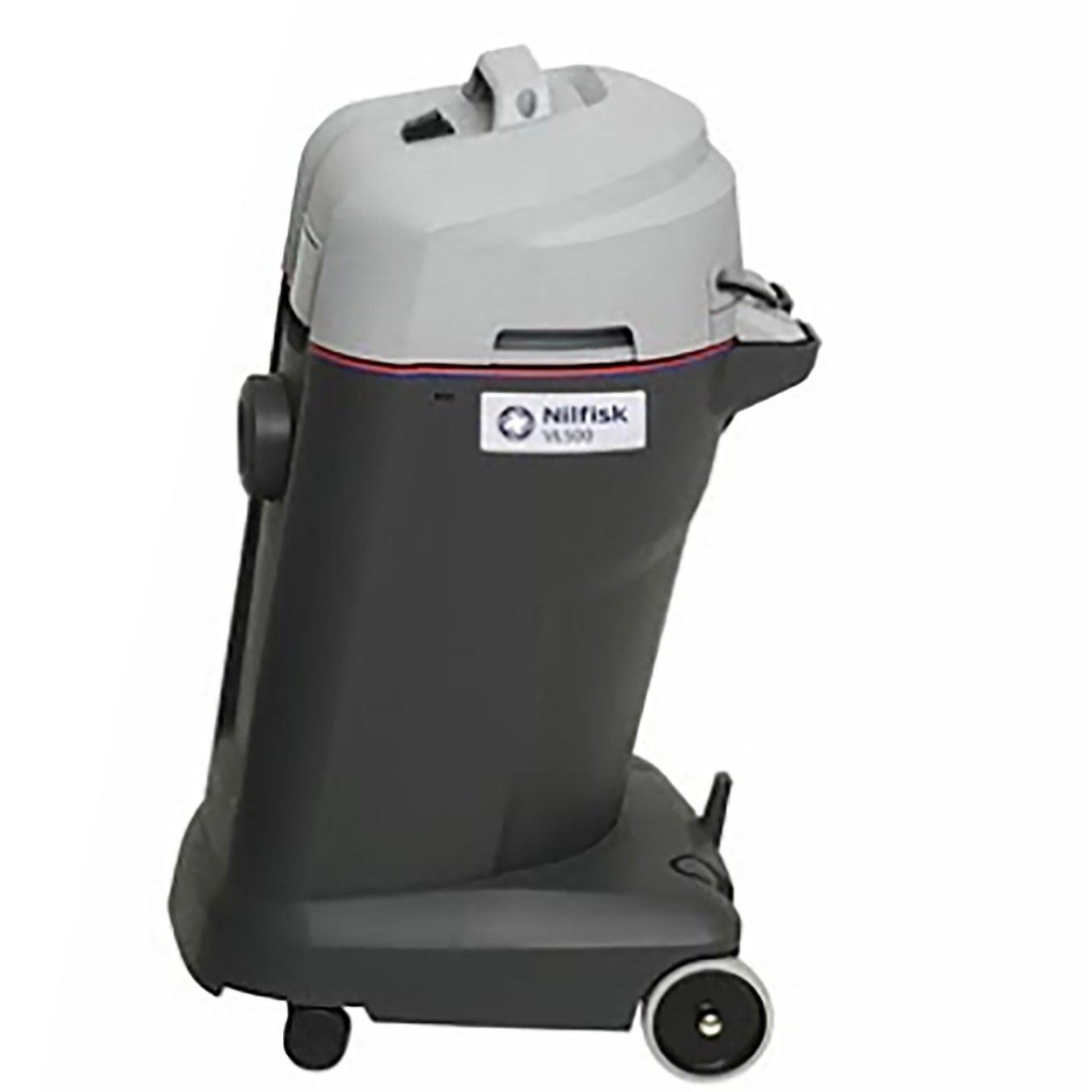 Advance VL500 35-9 Gal Wet/Dry Vacuum Model Number 107409094, Gray