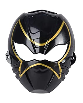 Horror-Shop Los niños Ninja Máscara Negro: Amazon.es ...