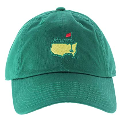 3a72b701 Image Unavailable. Image not available for. Color: The Masters Golf  Tournament Green Caddy Hat