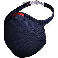 Máscara De Proteção 3d Knit Fiber Azul Marinho G Com 1 Refil