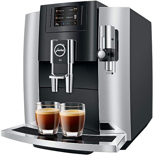 Amazon.com: Jura E8 15271 - Cafetera automática, color ...