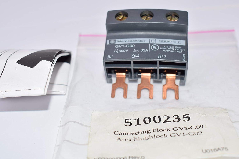 Telemecanique Terminal Block GV1-G09