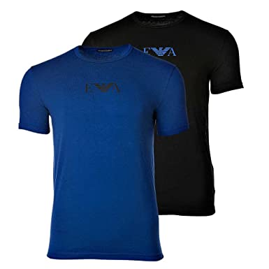 6ad310335cb Emporio Armani Lot de 2 t-Shirts