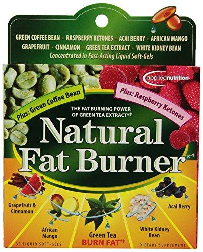 Applied Nutrition Natural Burner Soft Gels product image