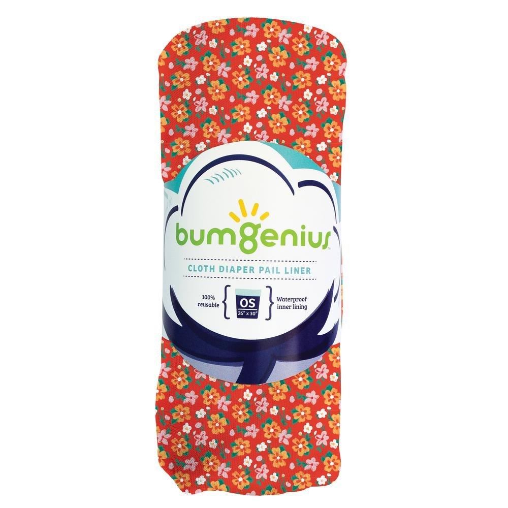 26 x 30 bumGenius Reusable Diaper Pail Liner Twilight Fits Most Pails
