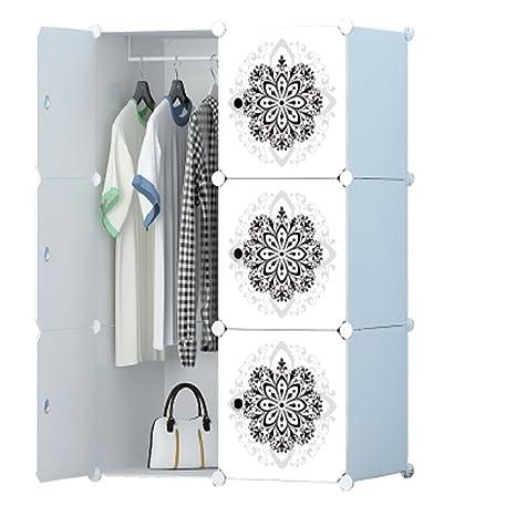 GTC Polypropylene Closet Wardrobe (STW008)