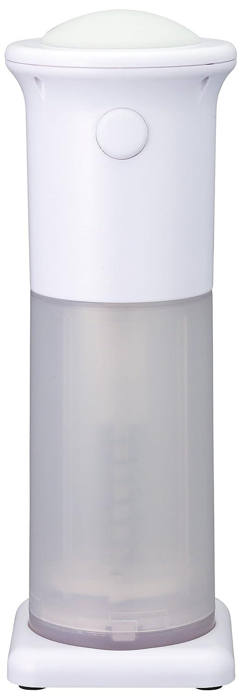 ドウシシャ かんたん電動氷かき器 ホワイト DKIS-140WH B00J2GJB4E