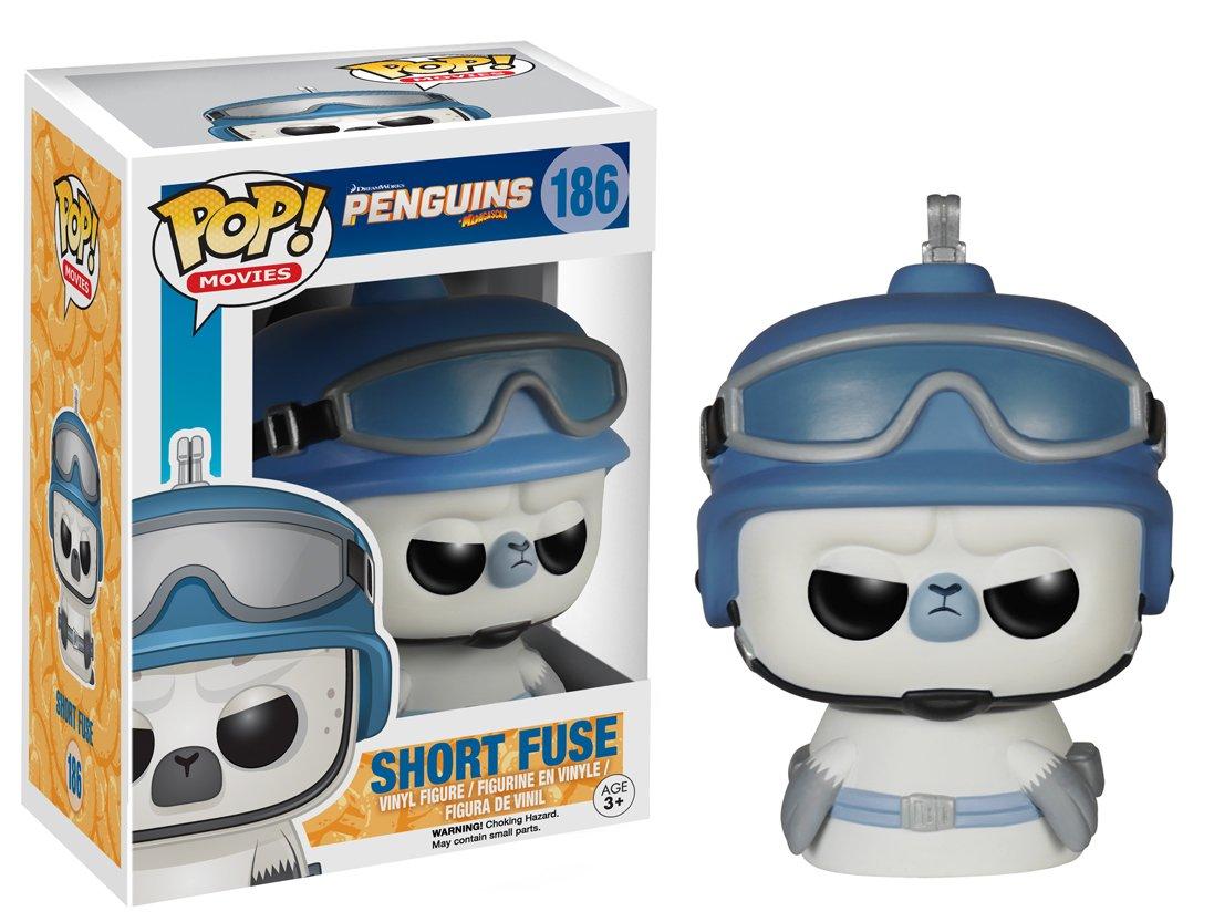 Funko POP Movie Penguins of Madagascar Short Fuse Vinyl Figure