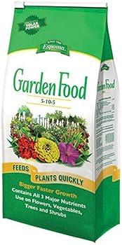 Espoma GF51056 Garden Food Fertilizer for Fig Trees