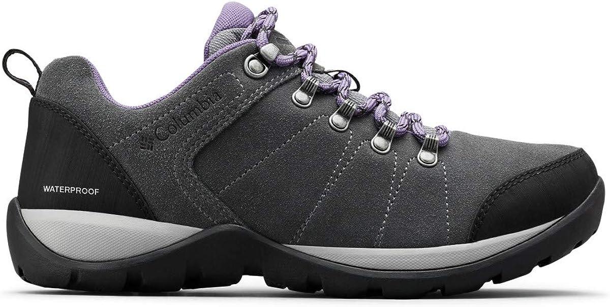 Zapatos de Senderismo Impermeables para Mujer Columbia Fire Venture S II WP