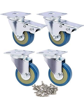 Lettini Ruote Per Culla Cassettiera Mobili Set 4 Pz Bianche