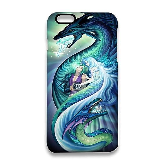 size 40 b99ec a13b2 Amazon.com: Dragon Dragons iPhone 6S Plus Case, iPhone 6 Plus Case ...