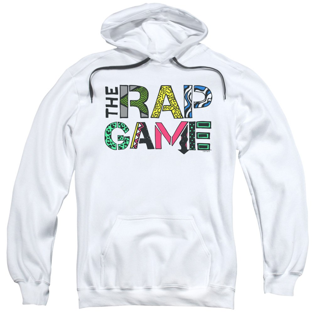 The Rap Game - - Herren Logo Pullover Hoodie