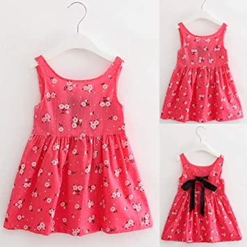 Girls Next Little Flower Print Playsuit Age 7 Years