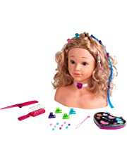 Princess Coralie Make-up and Hairstyling Head
