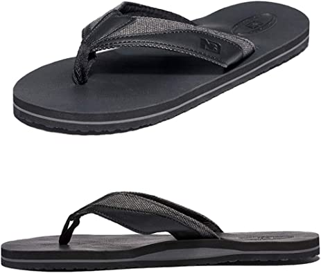 Flip Flops Leather Thong Sandals for