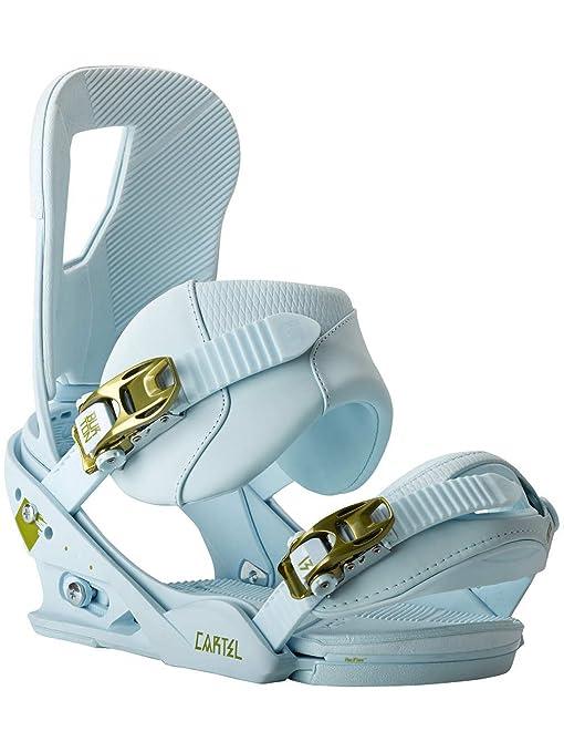 Burton-Fijación para Tabla de Snowboard para Hombre, diseño ...