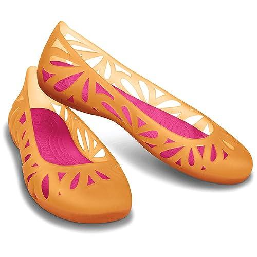 Crocs Adrina III - Zapatillas de Ballet para Mujer, Color, Talla 39.5 EU: Amazon.es: Zapatos y complementos