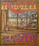 img - for Roly, the railroad mouse book / textbook / text book