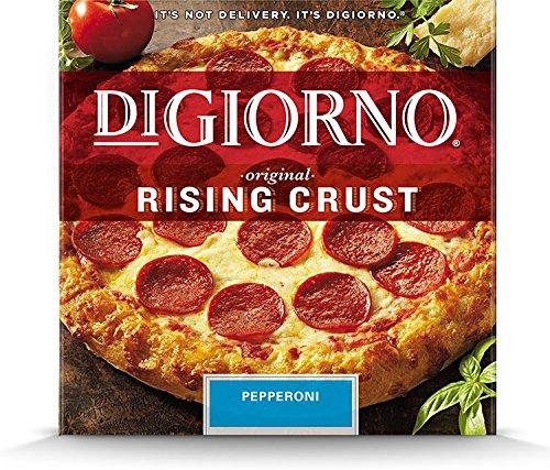 (DiGiorno, Original Rising Crust, Pepperoni, 27.5 oz. (12 count))