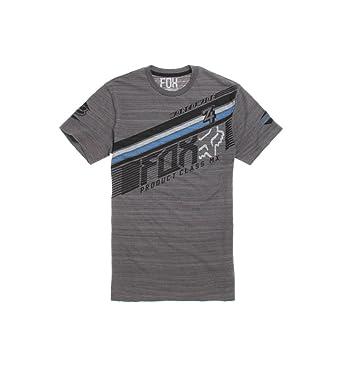 c500078b3615cb Amazon.com  Fox Men s Conclusion Short Sleeve Premium T-Shirt  Clothing