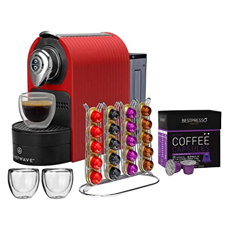 Amazon.com: ChefWave Mini máquina de expreso – Compatible ...