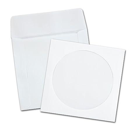 Amazon.com: Quality Park CD/DVD Envelopes, White, Pack of 100 ...