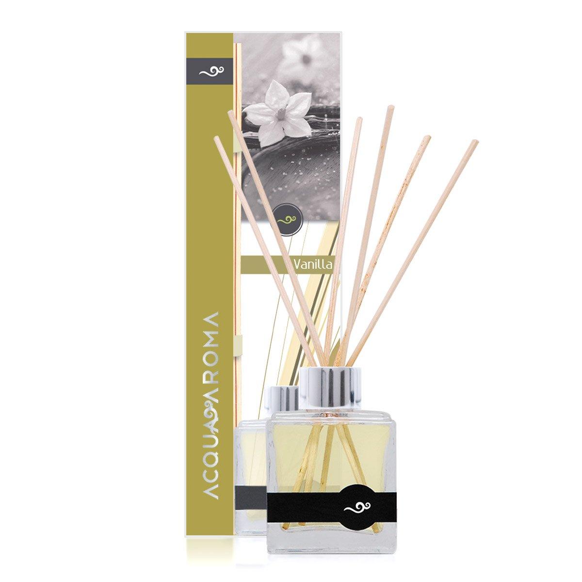 Acqua Aroma Vanilla Reed Diffuser 3.4 FL OZ (100ml)