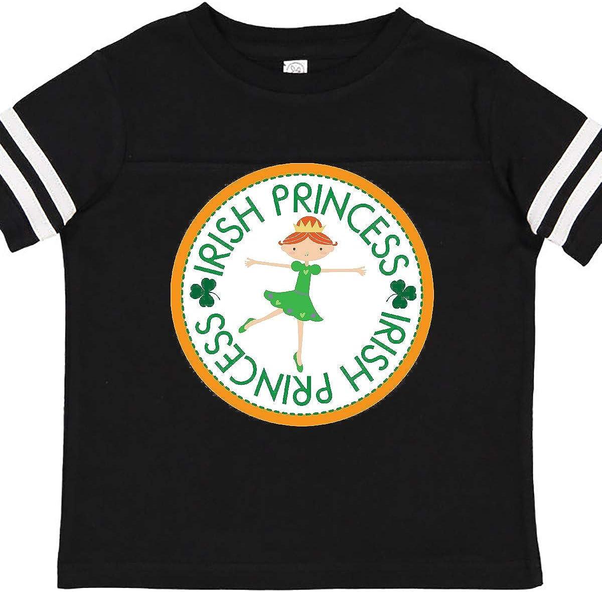 inktastic Irish Princess Girl Cute Toddler T-Shirt